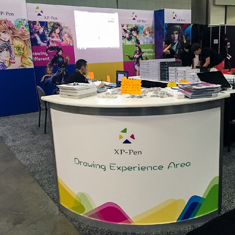 XPPEN US ANIME Exposition