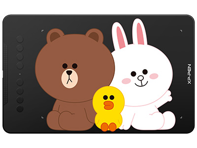 Deco 01 V2<br>LINE FRIENDS-Edition